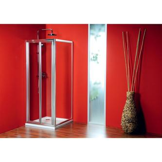 Sigma Eckige Duschkabine 900x900mm L/R Variante,Klarglas